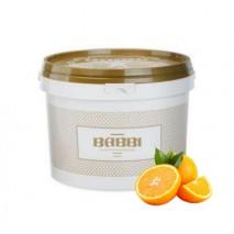 3kg PASTA ARANCIO skoncentrowana pasta pomarańczowa 20255 BABBI