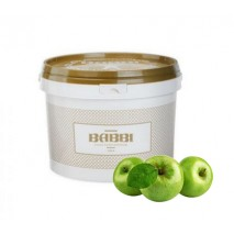 3kg PASTA MELA VERDE skoncentrowana pasta zielone jabłko 12615 BABBI