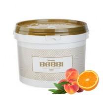 3kg VARIEGATO PESCA ARANCIO pasta brzoskwiniowa z kandyzowaną pomarańczą 12625 BABBI