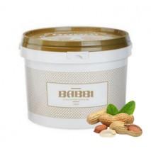 3kg PASTA ARACHIDE SUPREMA pasta 100% orzech arachidowy 12327 BABBI