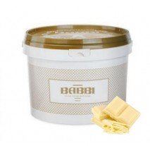3kg PASTA CIOCCOLATO BIANCO skoncentrowana pasta biała czekolada 20233 BABBI
