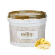 3kg PASTA BANANA skoncentrowana pasta bananowa 12613 BABBI
