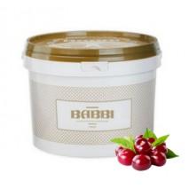 3kg PASTA AMARENA skoncentrowana pasta wiśniowa 12608 BABBI