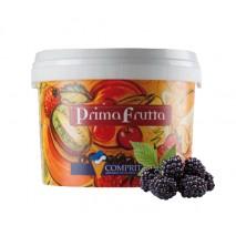 3kg PASTA MORA skoncentrowana pasta jeżynowa PC170P Primafrutta Comprital