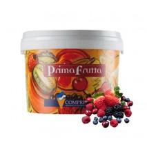 3kg PASTA FRUTTI DI BOSCO skoncentrowana pasta owoce leśne PC135P Primafrutta Comprital