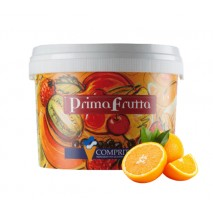 3kg PASTA ARANCIA skoncentrowana pasta pomarańczowa PC108P Primafrutta Comprital