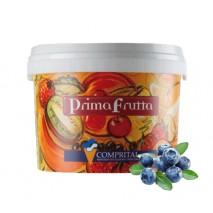 3kg PASTA MIRTILLO skoncentrowana pasta jagodowa PC165P Primafrutta Comprital