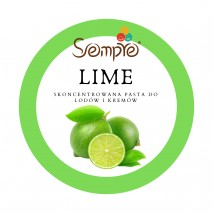 250g LIME skoncentrowana pasta limonkowa Pernigotti
