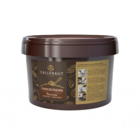 3kg CHOCO CREMA NOCCIOLA FNN-O1239-U50 Nadzienie orzech laskowy do lodów Callebaut