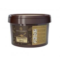 3kg CHOCO CREMA BIANCO FNW-M4015-U50 Nadzienie z białej czekolady do lodów Callebaut
