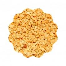 500g Orzechy arachidowe prażone karmelizowane rozdrobnione kostka 2-4 mm Bonus