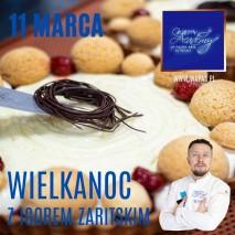 8.03 Szkolenie Cukiernicze WIELKANOC z Igorem Zaritskim
