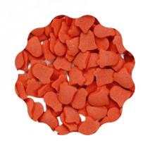 1kg DZWONECZKI CZERWONE konfetti cukrowe 8 mm Sweet Decor
