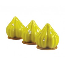 PX4362 GEL forma silikonowa na 20 monoporcji 400x300 mm Pavoni