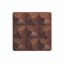 MINI MOULIN Forma do małych tabliczek czekolady z poliwęglanu PC5014 Pavoni