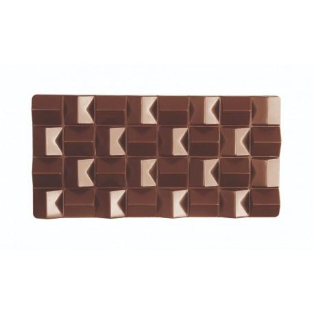 PIXIE Forma do tabliczek czekolady z poliwęglanu PC5012 Pavoni