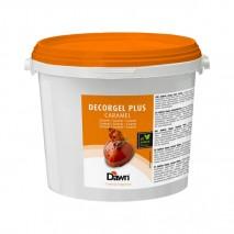 3kg DECORGEL CARAMEL karmelowa glazura dekoracyjna 8.00400.300 Dawn