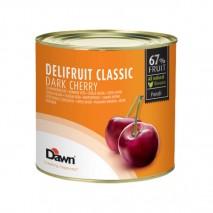 2,7kg DELIFRUIT CLASSIC DARK CHERRY nadzienie owocowe ciemna wiśnia 8.00686.333 Dawn