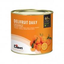 2,7kg DELIFRUIT CLASSIC DAILY ORANGE nadzienie owocowe pomarańcza 8.00321.333 Dawn