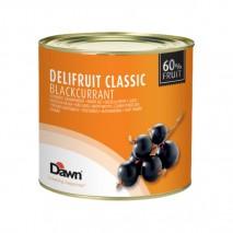 2,7kg DELIFRUIT CLASSIC BLACKCURRANT nadzienie owocowe czarna porzeczka 8.00172.333 Dawn