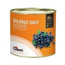 2,7kg DELIFRUIT CLASSIC BLUEBERRY nadzienie owocowe jagoda 8.00314.333 Dawn
