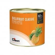 2,7kg DELIFRUIT CLASSIC ANANAS nadzienie owocowe ananasowe 8.00157.333 Dawn
