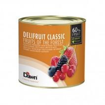 2,7kg DELIFRUIT CLASSIC FOREST FRUITS nadzienie owoce leśne 8.00278.333 Dawn