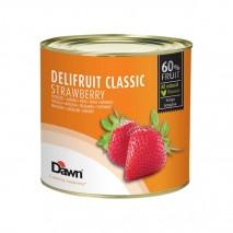 2,7kg DELIFRUIT CLASSIC STRAWBERRY nadzienie owocowe truskawka 8.00286.333 Dawn