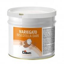 3kg VARIEGATO BISCOTELLA pasta kakaowa z orzechami i ciasteczkami 2.02810.113 Dawn