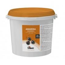 2,5kg AMARENA CHERRIES ciemne wiśnie w syropie do dekoracji 2.03046.116 Dawn