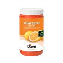1 kg COMPOUND LEMON skoncentrowana pasta cytrynowa 2.02004.320 Dawn