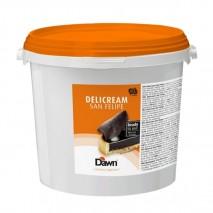 6 kg GLACAGE CZEKOLADOWY gotowa polewa o wysokiej zawartości ciemnej czekolady 8.02733.301 Dawn