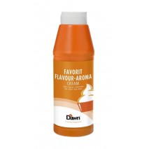 1kg CREAM PREMIUM FLAVOUR naturalny aromat bitej śmietany 2.01214.111 Dawn