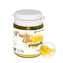 20g PINEAPPLE FRUITY LINE naturalny barwnik w proszku WS-PN-006 Food Colours