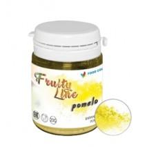 20g POMELO FRUITY LINE naturalny barwnik w proszku WS-PN-001 Food Colours