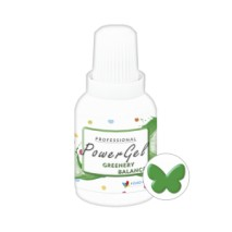 20g GREENERY BALANCE POWERGEL PROFESSIONAL barwnik w żelu ZIELONY PG-151 Food Colours