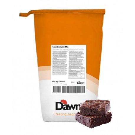 12,5kg CAKE BROWNIE MIX baza na ciasto czekoladowe w proszku 0.01033.711 Dawn