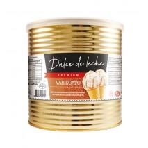 3kg VARIEGATO DULCE DE LECHE PREMIUM pasta do przekładania i dekorowania lodów HUSO