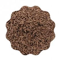 1kg Pałeczki cukrowe BRĄZOWE o smaku kakaowym Dijo