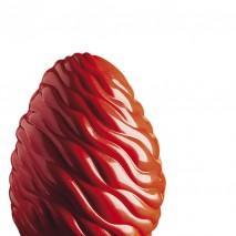 KT158 FLUID CHOCOLATE forma do czekolady jajo PAVONI