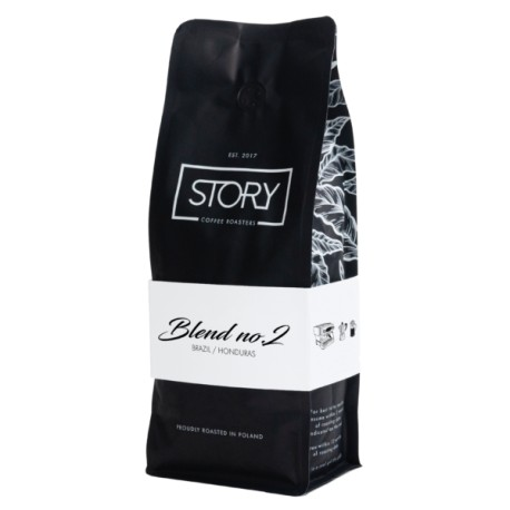 1 kg Kawa ziarnista BLEND NO.2 100% Arabica Story Coffee Roasters