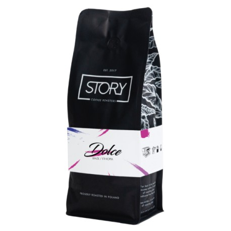 1 kg Kawa ziarnista DOLCE 100% Arabica Story Coffee Roasters