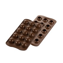 TARUFINO 3D SCG50 forma silikonowa kule do czekolady SCG50 22.150.77.0065 Silikomart