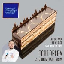 CZARNA BEZA Nagranie ze Szkolenia cukiernicze on-line z dn. 13.11.20