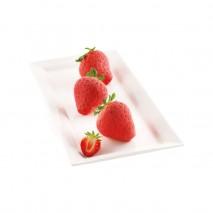 FRAGOLE E PANNA 3D SILIKOMART 26.267.13.0065 forma do tworzenia słodkich truskawek