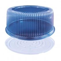 7200 ml Opakowanie na ciasto RP7111PET/PS ROSANPAK zestaw taca z pokrywką