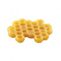 MIEL 18 SILIKOMART 36.346.87.0065 Ø75 mm forma silikonowa plastry miodu