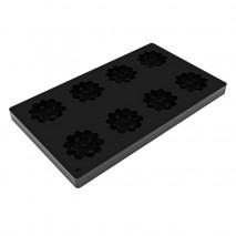 MINI HAZEL TOP21 PAVONI ∅ 60 mm forma silikonowa do dekoracji orzechy laskowe