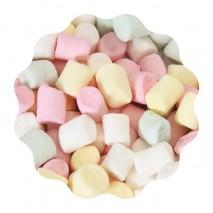 500 g MINI MARSHMALLOW kolorowe pianki cukrowe do dekoracji