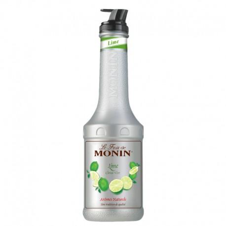 1l Puree limonka LIME CITRON VERT LE FRUIT THE MONIN